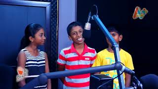 Sitha FM Guru Gedara with A plus kids TV 0035