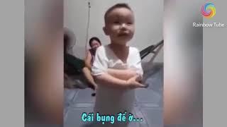 Những em bé hài hước nhất việt nam
