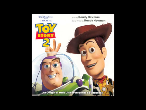 Toy Story 2 soundtrack - 18. Jessie's in Trouble