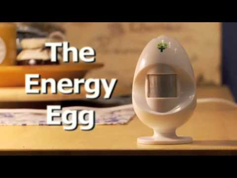 The energyEGG - innovative energy saving gadget from TreeGreen