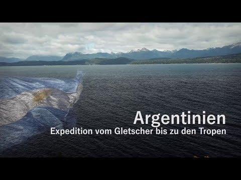 Argentinien - Expedition vom Gletscher bis zu den Tropen (1/3) [Argentinien Doku / Reisebericht]
