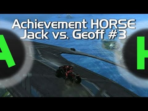 Halo: Reach - Achievement HORSE #3