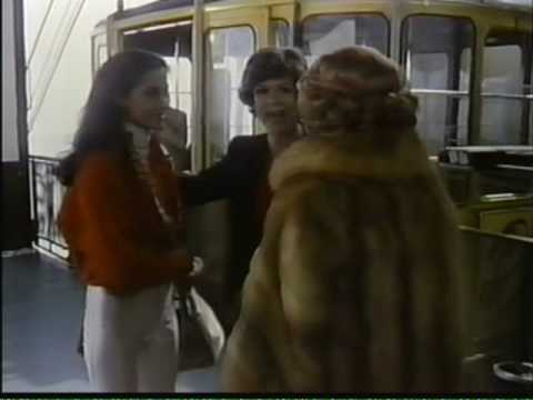 SHE'S DRESSED TO KILL: Connie Sellecca/John Rubinstein/Jessica Walter 1979 Pt. 3