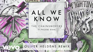 download lagu The Chainsmokers - All We Know Oliver Heldens Remix gratis