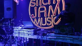 Globular (UK) live on Sticky Jam festival Moscow