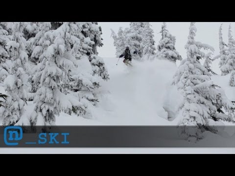 Skier Sean Pettit's 2012 Season & Whistler Backcountry: Poor Boyz