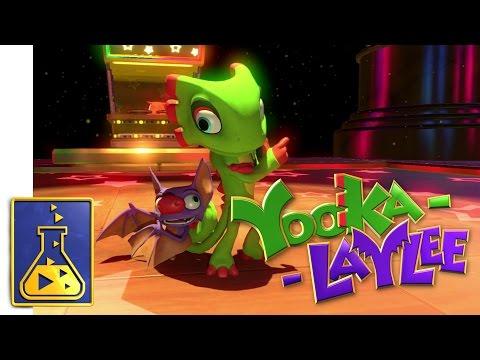 The Yooka-Laylee Rap!