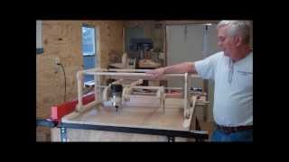 Duplicator Copy Carver Router Final Assembly