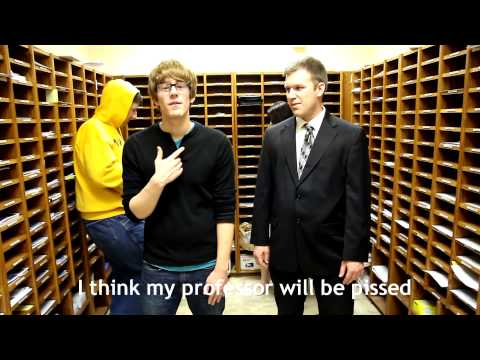 &quot;Law School&quot; (Payphone by Maroon 5 Parody) by Chocolate Ghost House