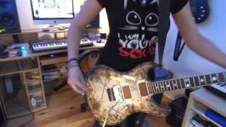 Rammstein - Ramm4 Guitar Cover Studio Quality [MULTICAMERA]