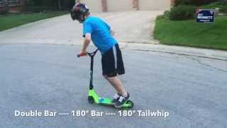 Scooter Trick Montage