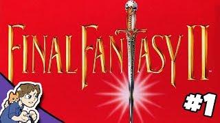 FINAL FANTASY 4 (SNES) #1 [Stream Archive] │ ProJared Plays
