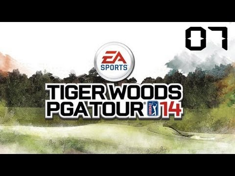 Czech Let's Play - Tiger Woods PGA Tour 14 - part 7