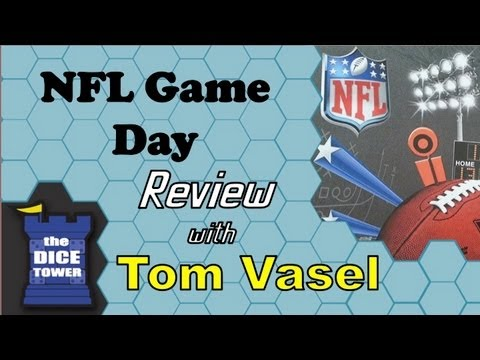 Nfl Game Day Review With Tom Vasel