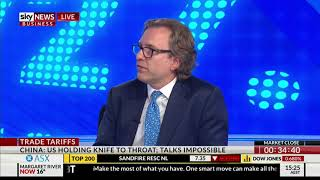 Sky News Business - James Tayler - 25 September 2018