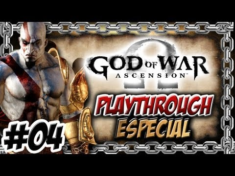 God of War Ascension - PT-BR - Detonado / Playthrough / Walkthrough - PARTE #04