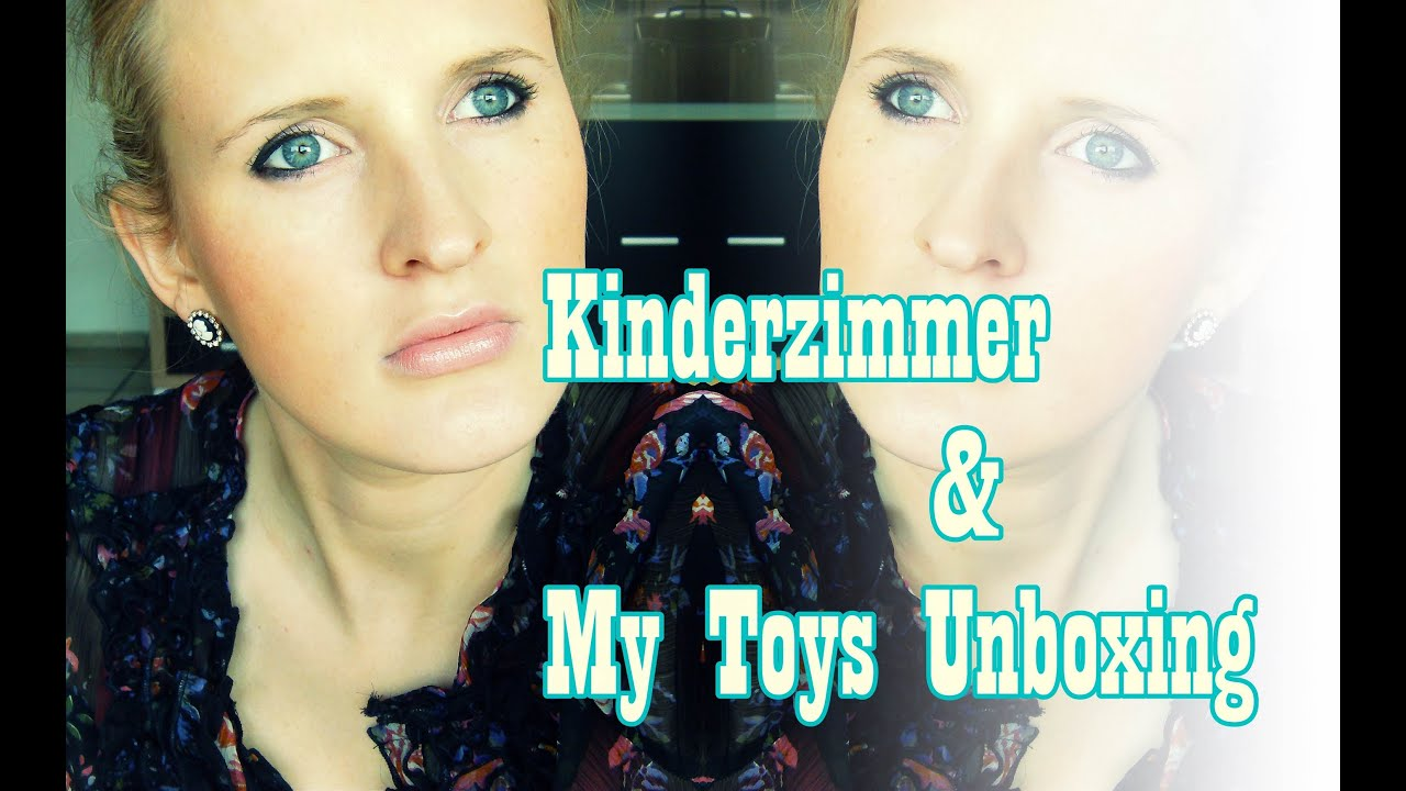 kinderzimmer my toys unboxing erstausstattung youtube. Black Bedroom Furniture Sets. Home Design Ideas