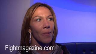 Cris Cyborg Wants To Grow Women's MMA
