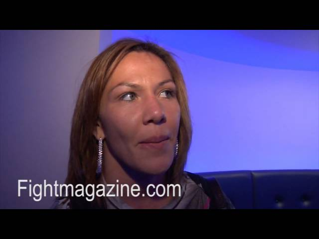 Cris Cyborg Wants To Grow Women's MMA