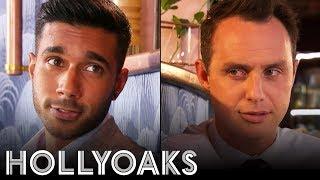 Hollyoaks: No One Fools James...