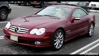 Buying review Mercedes Benz SL (R230) 2001-2011 Common Issues Engines Inspection