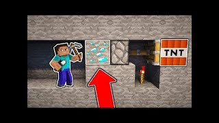 How to make trap in minecraft |part 3| #3