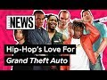 Hip-Hop's Love For GTA   Genius News