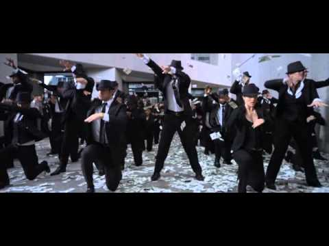 Step Up 4 Revolution  - Office Mob Video Official Scene