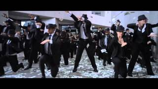 Step Up 4 - Step Up 4 Revolution  - Office Mob Video Official Scene