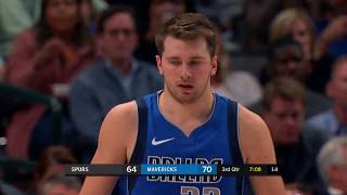 Luka Doncic (42 points) Highlights vs  San Antonio Spurs