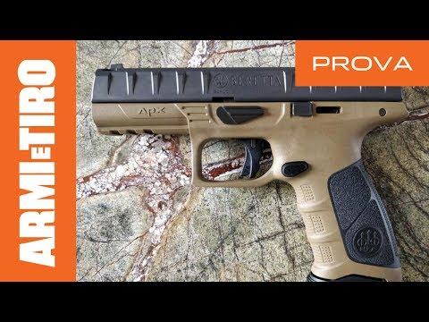 Beretta Apx -  La maxi prova - Armi e Tiro