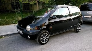 2000 Renault Twingo Alize 1.2 İncelemesi