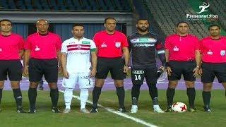 ملخص مباراة الزمالك 0 - 0 الإنتاج الحربي | الجولة الـ 18 الدوري العام الممتاز 2017-2018