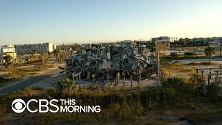 "One year after Hurricane Michael, a ""new normal"" for residents in Florida"