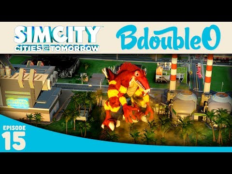 SimCity Cities of Tomorrow :: Lizard Jerk! :: E15