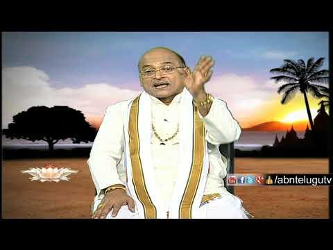 Garikapati Narasimha Rao About Rainy Season | Nava Jeevana Vedam | Episode 1289 | ABN Telugu