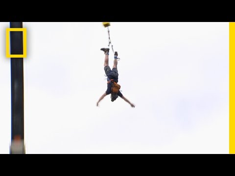 I Didn't Know That - Bungee Jump Testing
