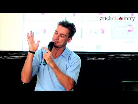 Dale Steyn explains how to swing the ball at great pace