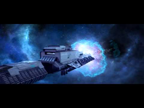 Ground Control 2 Operation Exodus - Viron Campaign - For Her Light (cinematic)