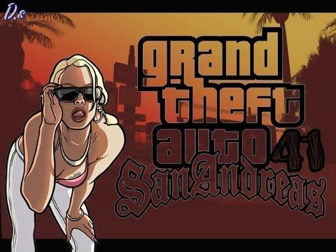 Прохождение Grand Theft Auto: San Andreas #41 ( Кольщик! Наколи мне купола )