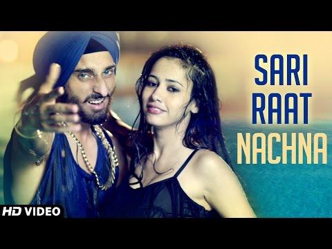 Sari Raat Nachna | Gurdas Goraya Ft. Honey Baba HB | Raftaar...