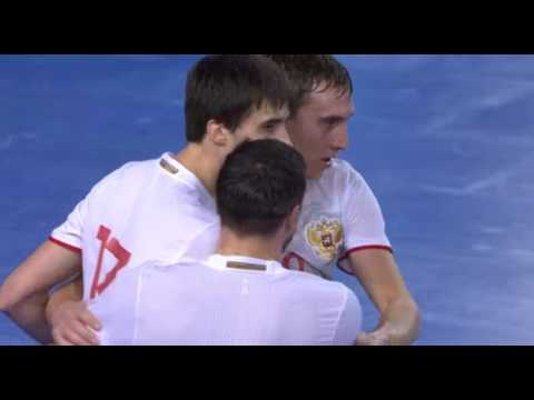 Friendly match. Portugal - Russia. 2:2. Second game