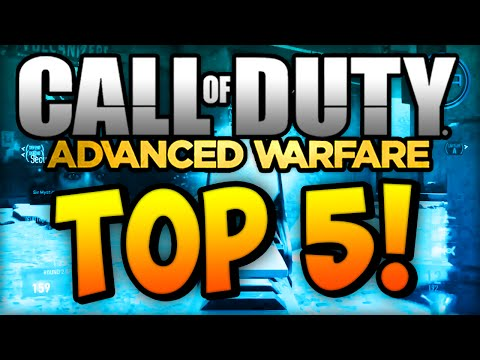 Call of Duty: Advanced Warfare - TOP 5 PLAYS!