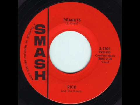 Rick and the Keens - Peanuts 1961 45rpm