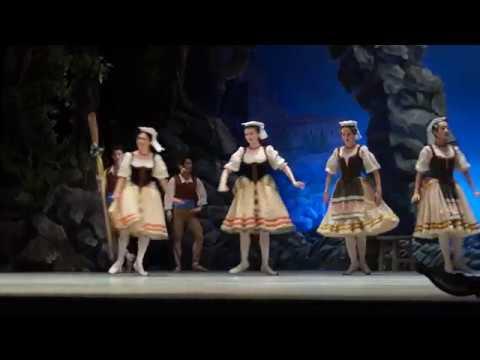Театр оперы ибалета закрывает сезон реконструкцией старинного балета