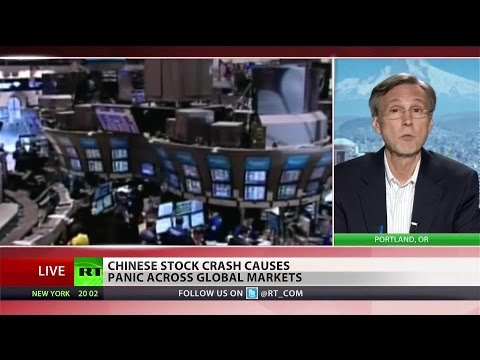 China's economy is getting very dangerous, will affect the US – Thom Hartmann