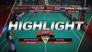 Download Lagu Sarah Fatmawati (PPLP Jateng) VS Dwi Erina (Exist Sumedang) Gratis STAFABAND