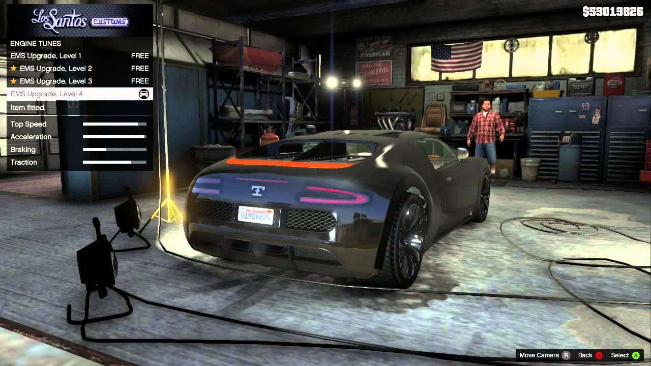 Best Customized Cars Gta V