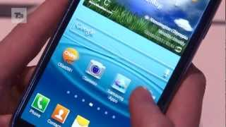 Samsung Galaxy S3 review_ First look