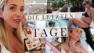 BEAUTY SHOPPING TOUR Amerika & Tausende vergiftete Fische am Strand | XXL VLOG Florida 2018